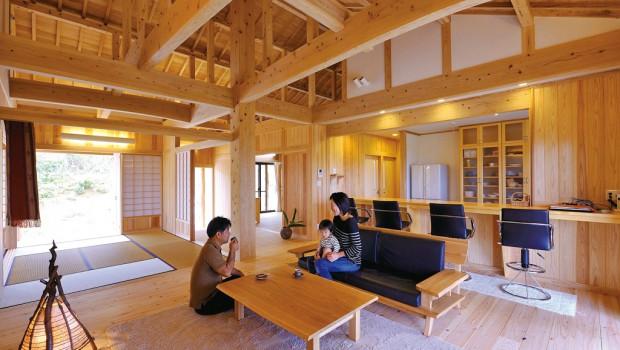 木の力と匠の技の貫木屋