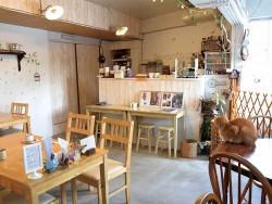 正反対の性格が 魅力的! at cafe Natura